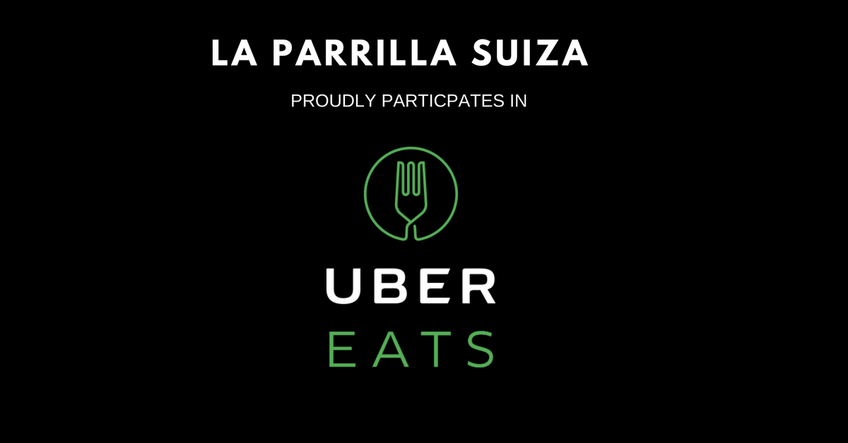 Uber Eats Mexican Food
